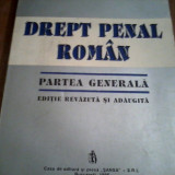 CONSTANTIN MITRACHE DREPT PENAL ROMAN PARTEA GENERALA - Carte Drept penal