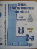 CSM Rm.Valcea - ACS MU Iasi (9 octombrie 2010)