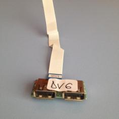 PORTURI  USB HP DV6