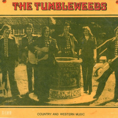 The Tumbleweeds - Country And Western Music (Vinyl) - Muzica Country electrecord, VINIL