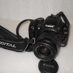 CANON EOS 350D DIGITAL CU OBIECTIV CANON EF 35-80mm - Aparat foto DSLR