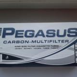 Tuburi tigari Pegasus cu Carbon pentru injectat tutun - Filtru tutun