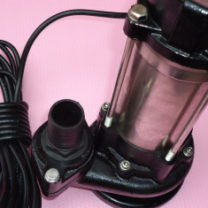 Pompa cu bobinaj de cupru di inox - Pompa gradina, Pompe submersibile, de drenaj