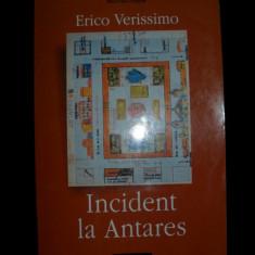 Erico Verissimo, Incident la Antares, 2002