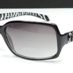 Ochelari soare Guess, pentru fete, model GU7012 BLK 35, Protectie UV 100% - Ochelari de soare Guess, Femei