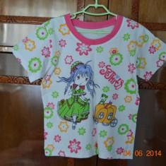 Pijama de vara fetita cu dovleac, Culoare: Alb