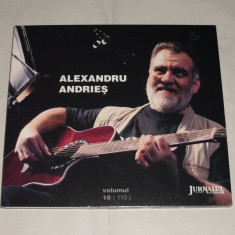 Vand cd ALEXANDRU ANDRIES-Collection - Muzica Folk a&a records romania