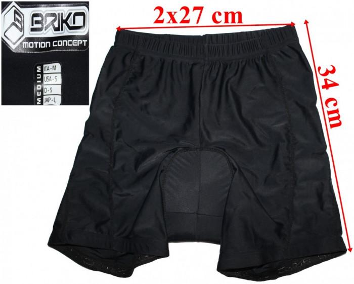 Pantaloni scurti ciclism Briko, dama, marimea M !!!PROMOTIE 2+1 GRATIS!!!