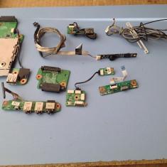KIT REPARATIE HP PAVILION DV9000  (BOXE,MODUL SUNET,BUTON PORNIRE,MODUL USB,MODUL WIFI,MICROFON,ADAPTOR DVDRW,ANTENE WIFI)