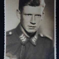 CP - Soldat din 43 - Fotografie veche