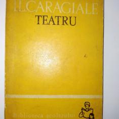 I.L. Caragiale – Teatru Ed. Tineretului 1964 - Roman