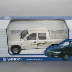 Camioneta Yangzi Pick-up, 1/24 - Macheta auto