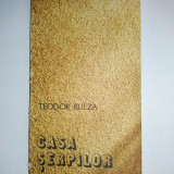 Teodor BuLza – Casa serpilor Ed. Facla 1982 - Roman