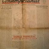 Ziarul Contemporanul  nr.49-29 aug.1947