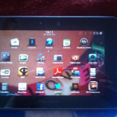 Tableta blackberry playbook + husa gratuit, 7 inch, 16 Gb, Wi-Fi