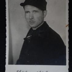 CP - Soldat tanar - Fotografie veche