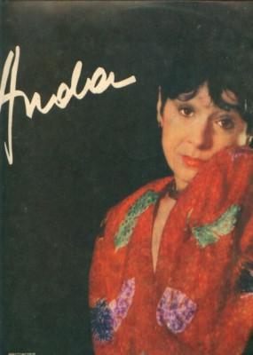 -Y- ANDA CALUGAREANU  -  ( CA NOU ! ) DISC VINIL LP foto