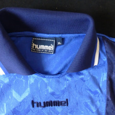 Tricou Hummel The Name of The Game; marime XL: 60 cm bust, 65.5 cm lungime