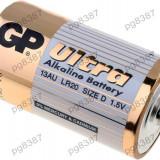 Baterie D, R20, alcalina, 1,5V, GP Ultra-050318