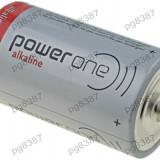 Baterie D, R20, alcalina, 1,5V, Varta Power One-050319