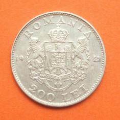 200 LEI 1942 XF+ - Moneda Romania