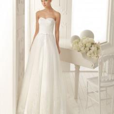"""Rochie de mireasa, model """"Vera"""", colectia: """"Aire Barcelona 2013 Aire Vintage bridal collection"""""""