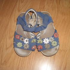 SANDALE MAS 26 MELANIA PT FETE - Sandale copii Melania, Culoare: Albastru
