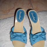 papuci saboti lemn GRACELAND MAS 37