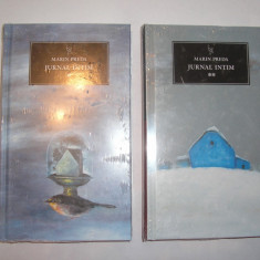 Jurnal intim - Carnete de atelier -Marin Preda,2 vol  RF4/3,rf9/2, Alta editura