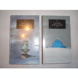 Jurnal intim - Carnete de atelier -Marin Preda,2 vol  RF4/3,rf9/2