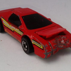 Macheta HOT WHEELS Crack - ups, Crisser Pontiac, fabricat in Hong Kong, 1983, Hot Wheels