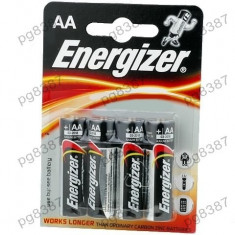 Baterie AA, R6, alcalina, 1,5V, Energizer-050333