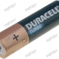 Baterie AA, R6, alcalina, 1,5V, Duracell Turbo-050332