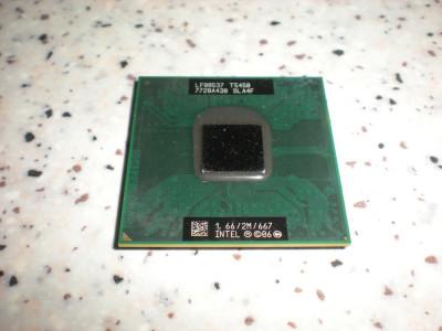 procesor laptop intel T5450 core 2 duo 1.66/2M/667 socket P foto