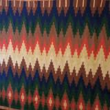 Vand covor romanesc de lana. - Covor vechi