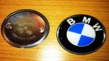 Emblema portbagaj BMW 74mm logo sigla semn
