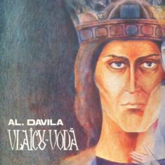 -Y- VLAICU VODA - AL. DAVILA ( DUBLU ALBUM ) - DISC VINIL LP - Muzica soundtrack electrecord