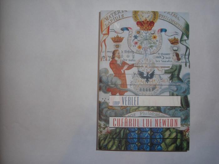 Loup Verlet - Cufarul lui Newton,rf4/3