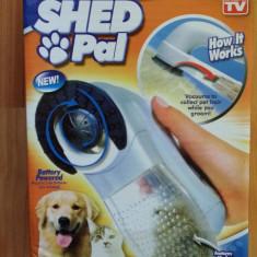 Aparat pentru inlaturarea parului de animale Shed Pal