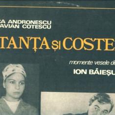 -Y- COCA ANDRONESCU SI OCTAVIAN COTESCU IN ' TANTA SI COSTEL