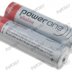 Baterie AA, LR6, alcalina, 1,5V, Varta Power One-050346