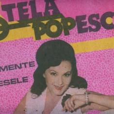 -Y- MOMENTE VESELE CU STELA POPESCU ( CA NOU ! ) - DISC VINIL LP - Muzica soundtrack electrecord