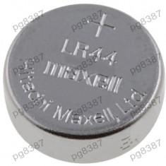 Baterie LR44, R1154, alcalina, 1,5V, Maxell-050327