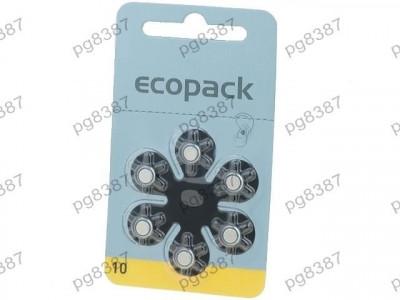 Baterie AC10, R536, zinc - aer (ZnO2), 1,4V, Varta, pentru aparate auditive-050349 foto