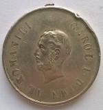 Medalie - Carol I. Domn al Romaniei - Virtute militara - Clasa II