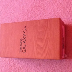 Samsung Galaxy S 4 - Telefon mobil Samsung Galaxy S4, Negru, 16GB, Neblocat, >2000 MHz