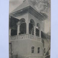 C.P. NECIRCULATA PRIDVORU LUI BRANCOVEANU LA MANASTIREA HOREZ ANII 20