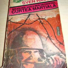 CURTEA MARTIALA - Sven Hassel - Roman, Nemira, Anul publicarii: 1992