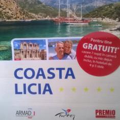 Excursie Coasta Liciei - Sejur - Turism Extern