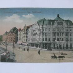 C.P. COLOR NECIRCULATA TIMISOARA DIN 1918